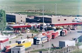 تردد کامیونهای حامل سوخت در مرز دوغارون روان شد