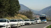 تردد بین جادهای ۰.۴ درصد افزایش یافت