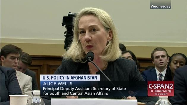 معاون وزیر خارجه آمریکا: به دنبال تحریم کامل بندر چابهار هستیم