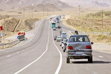کاهش 47 درصدی تردد در محورهای مواصلاتی سیستان و بلوچستان