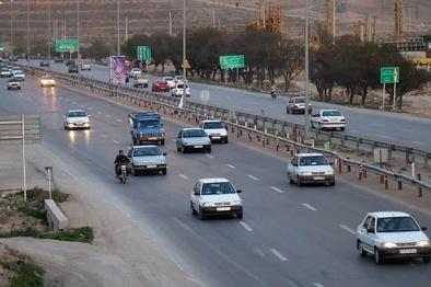 کاهش ۳۹ درصدی تردد در محورهای خراسان جنوبی