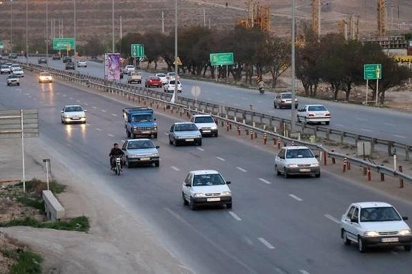 ترددهای جادهای کاهش یافت/ جاده چالوس امروز یکطرفه نیست