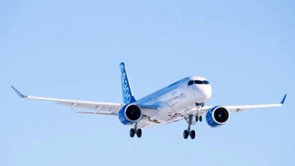 Bombardier narrows 1Q net loss to $31 million
