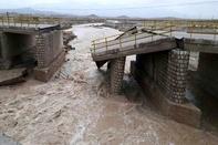 عمر مفید پل اول بشار تمام شده است/ ایمن سازی پل ضروری است