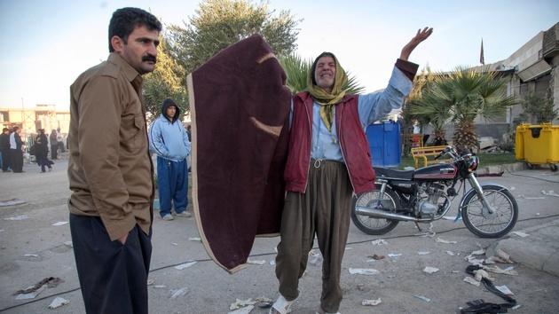 تلفات زلزله در عراق 7 نفر؛ در ایران 400 نفر تاکنون!