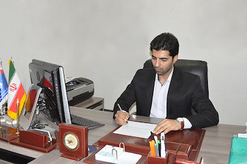 انتخاب مشاور جوان اداره کل بندر و دریانوردی خرمشهر