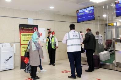 اتصال شرکتهای هواپیمایی به سامانه شناسایی بیماران کرونایی