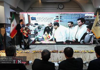 مراسم بهرهبرداری از ۵۶ پروژه در شبکه ریلی کشور