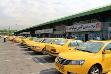 ۶ هزار راننده ناوگان برون شهری تهران بیکار شده اند