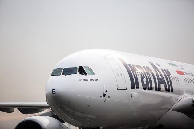 انجام پرواز فوقالعاده «هما» به فرودگاه بیروت