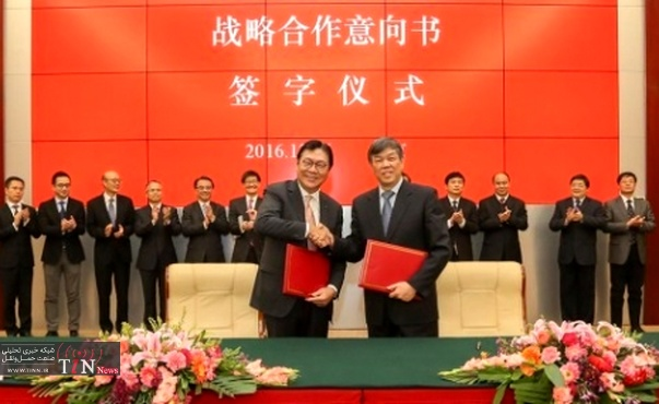 China Railway Corp and MTR co - operate to go global