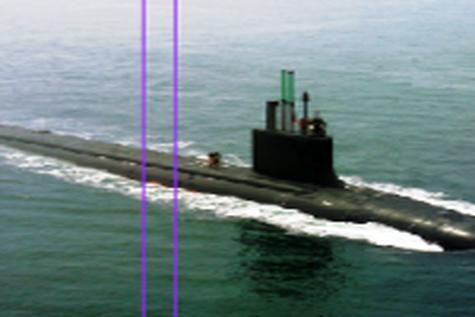 روسیه زیردریایی هستهای خود را به آب انداخت