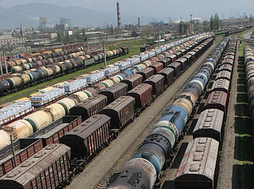 Eurasian transit freight joint venture restructured
