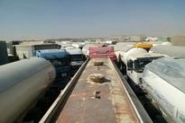 عکس| وضعیت پارکینگ دوغارون پس از آتشسوزی در پارکینگ اسلامقلعه