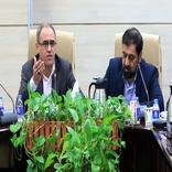نشست بررسی عملکرد معاونت توسعه مدیریت و منابع شرکت فرودگاه ها