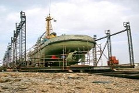 استقبال روس ها و آذری ها برای تعمیر شناورهایشان در انزلی