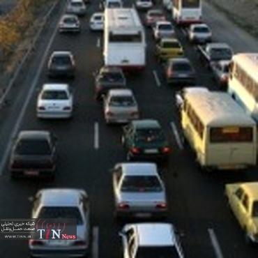 استان زنجان رتبه ۱۵ در تردد وسایل نقلیه را به خود اختصاص داد