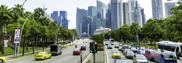Singapore's leading motoring association joins IRU