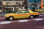 تصاویر/ همه چیز در باره تاکسی های ژاپن
