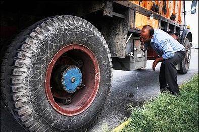 هشدار نسبت به خروج اجباری کامیونداران از چرخه حملو نقل