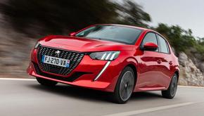 پرفروشترین خودروها در کشورهای اروپایی