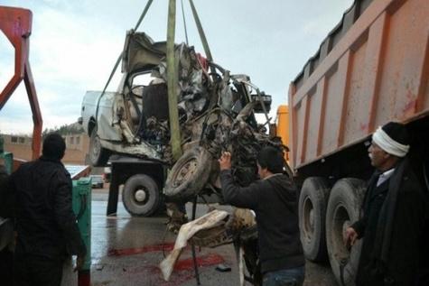 ثبت ۲۷۰ مرگ در تصادفات نوروزی / زلزله همدان مجروح نداشت