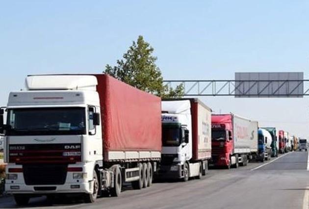 مرزهای خوزستان برای تردد کامیونها باز شد