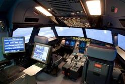 شبیهساز پروازی بیشتر هواپیماها در ایران وجود ندارد
