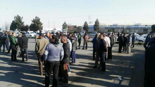 خودداری رانندگان تانکرها از حمل سوخت در منطقه اصفهان