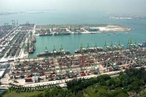 COSCO - PSA Terminal to invest in new container berths in Singapore to serve next generation of mega vessels