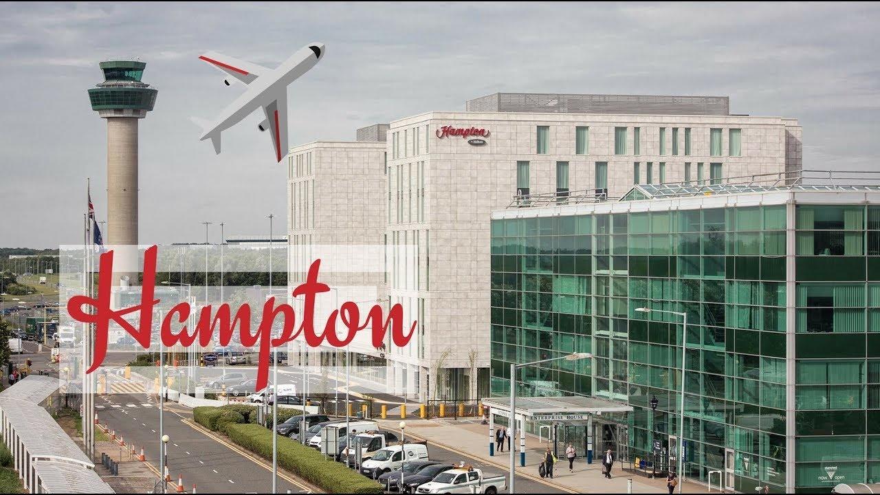 هتل Hampton فرودگاه استانستد/لندن