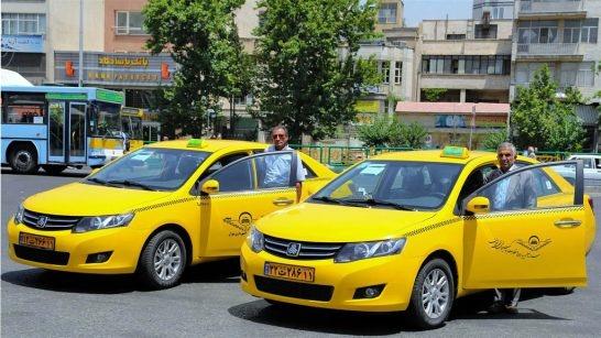 امکان پرداخت الکترونیکی کرایه تاکسی تا پایان شهریور