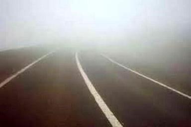 وجود مه غلیظ در محورهای خراسان شمالی