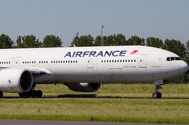 از سرگیری پروازهای پاریس - مسکو هواپیمایی فرانسه
