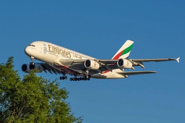 هواپیمایی امارات پروازهای بغداد را لغو کرد