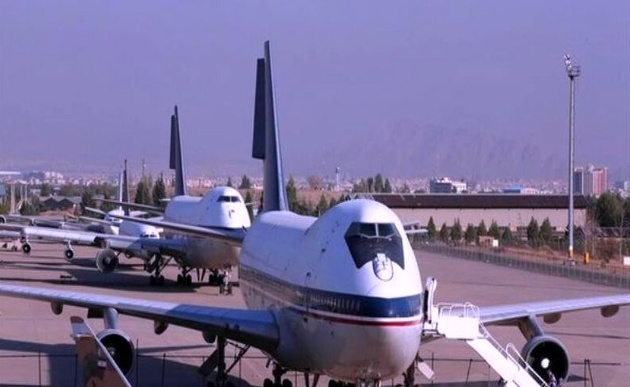 پاویون شرکتهای فناور در نمایشگاه بینالمللی فرودگاهی و صنایع وابسته برپا شد