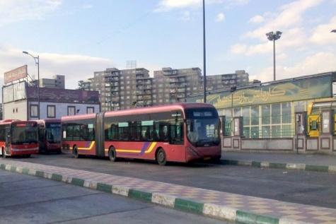 تشریح دلایل خرید اتوبوس ازچین / به ۲برابر اتوبوسهای فعلی نیازداریم
