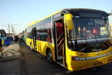 گرمای طاقتفرسای هوا و خاموشی کولر اتوبوسها