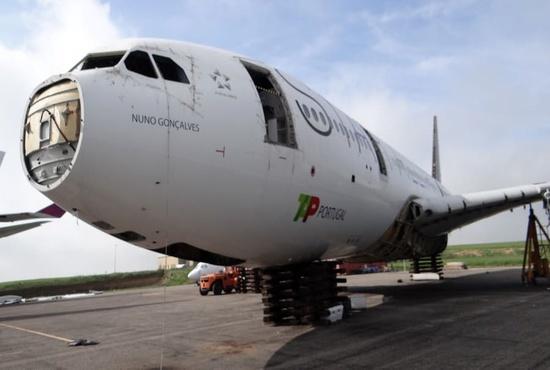 تصاویر| فرودگاهی که پایان هواپیماهای بازنشسته را رقم میزند