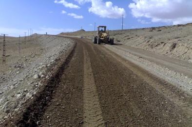 بازگشایی 93 کیلومتر راه روستایی سیلزده در جنوب کرمان