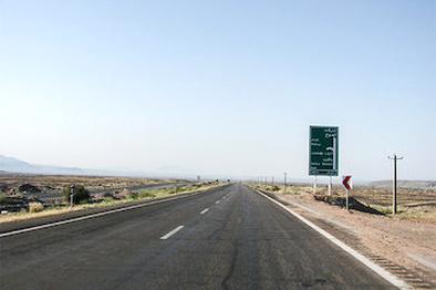پیشرفت ۷۴ درصدی در ساخت بزرگراه کرمان – راور – دیهوک