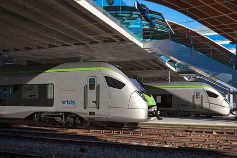 BLS selects Stadler for its largest rolling stock order