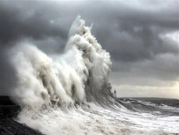 طوفان حاره ای چیست؟+ فیلم