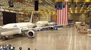 تمدید تعطیلی کارخانه هواپیماسازی بویینگ تا اطلاع ثانوی!