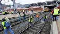 دور جدید اعتراضات کارگران راهآهن فرانسوی در انتقاد به سیاستهای خصوصیسازی دولت ماکرون
