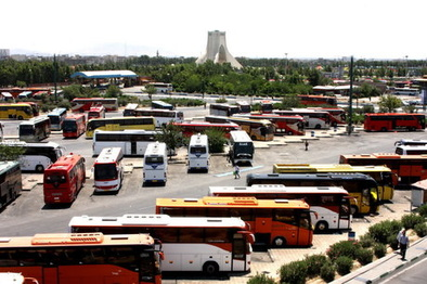 مشکلات اتوبوس های مسافربری خط تهران- تبریز/ کسی پاسخگو نیست