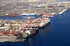 سهم سازمان بنادر و دریانوردی در تولید و اشتغال
