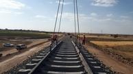 پیشرفت ۷۸درصدی ایستگاههای راهآهن اردبیل