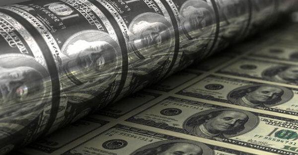 پیشروی نیرومند دلار در برابر رقبای جهانی