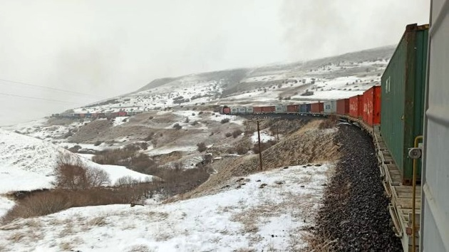 Turkey's train to China regular on the 2021 timetable